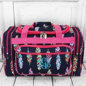 Handbags - Duffle Bags ( get them personalized)